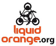 Liquid Orange Logo